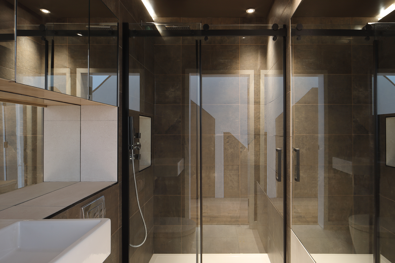 DHV Architects Modern townhouse Cotham,