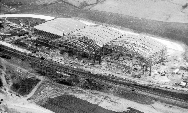 YTL Arena Bristol, Grimshaw Architects,