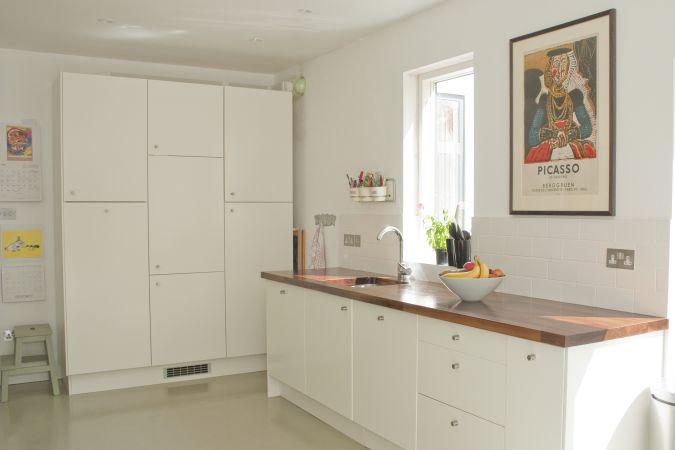 02_Designer's house in Westbury Park, Bristol by DHVA