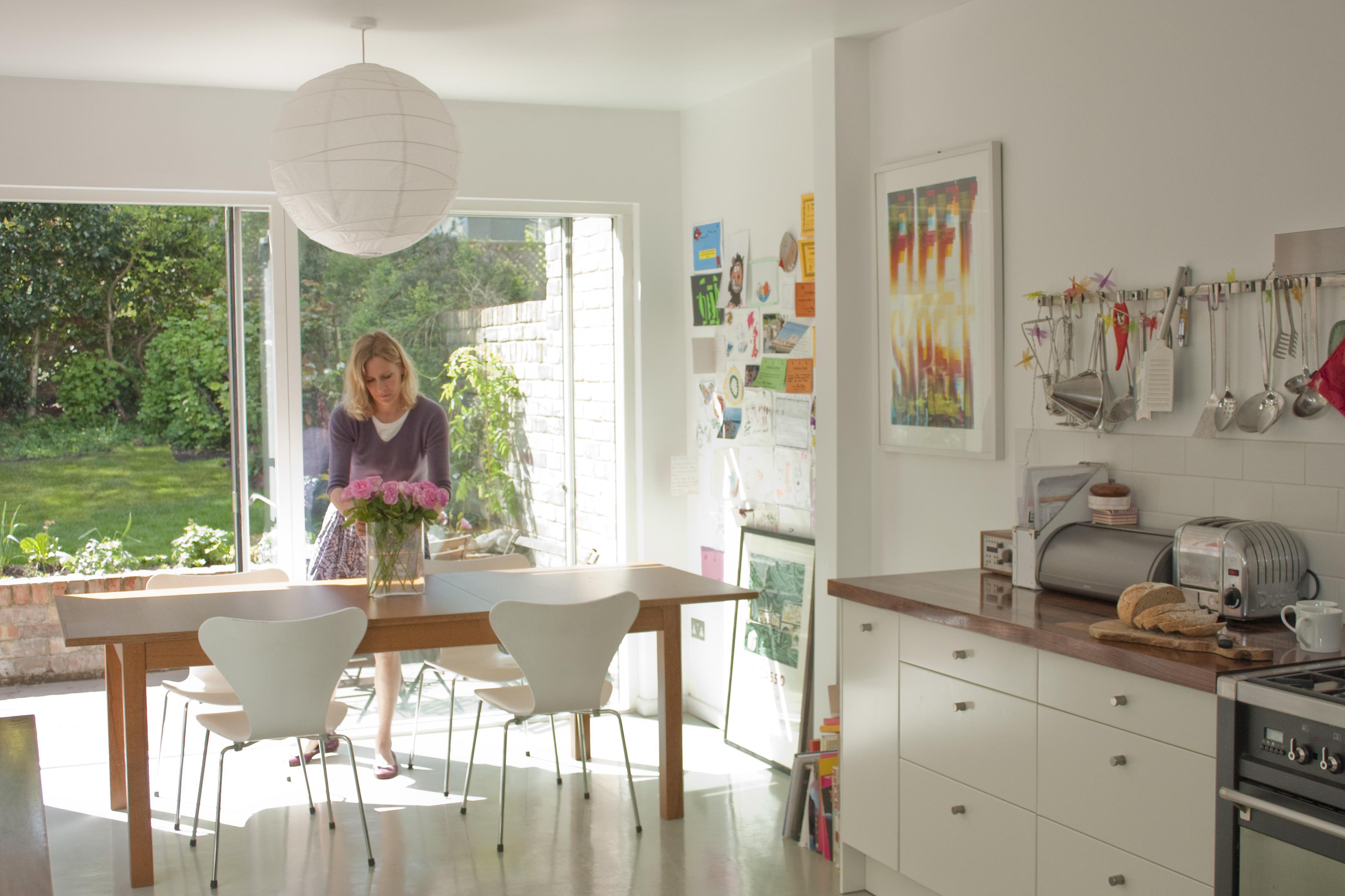 09_Designer's house in Westbury Park, Bristol by DHVA