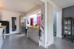 DHVA colourful interior  : kitchen 01