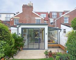 DHV Architects Bristol side return exten