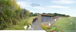 DHVA_Langley Vale Visitor Centre 03