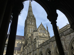 Salisbury Cathedral_cloisters_pic by DHV 2