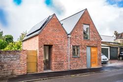 contemporary townhouse Bristol