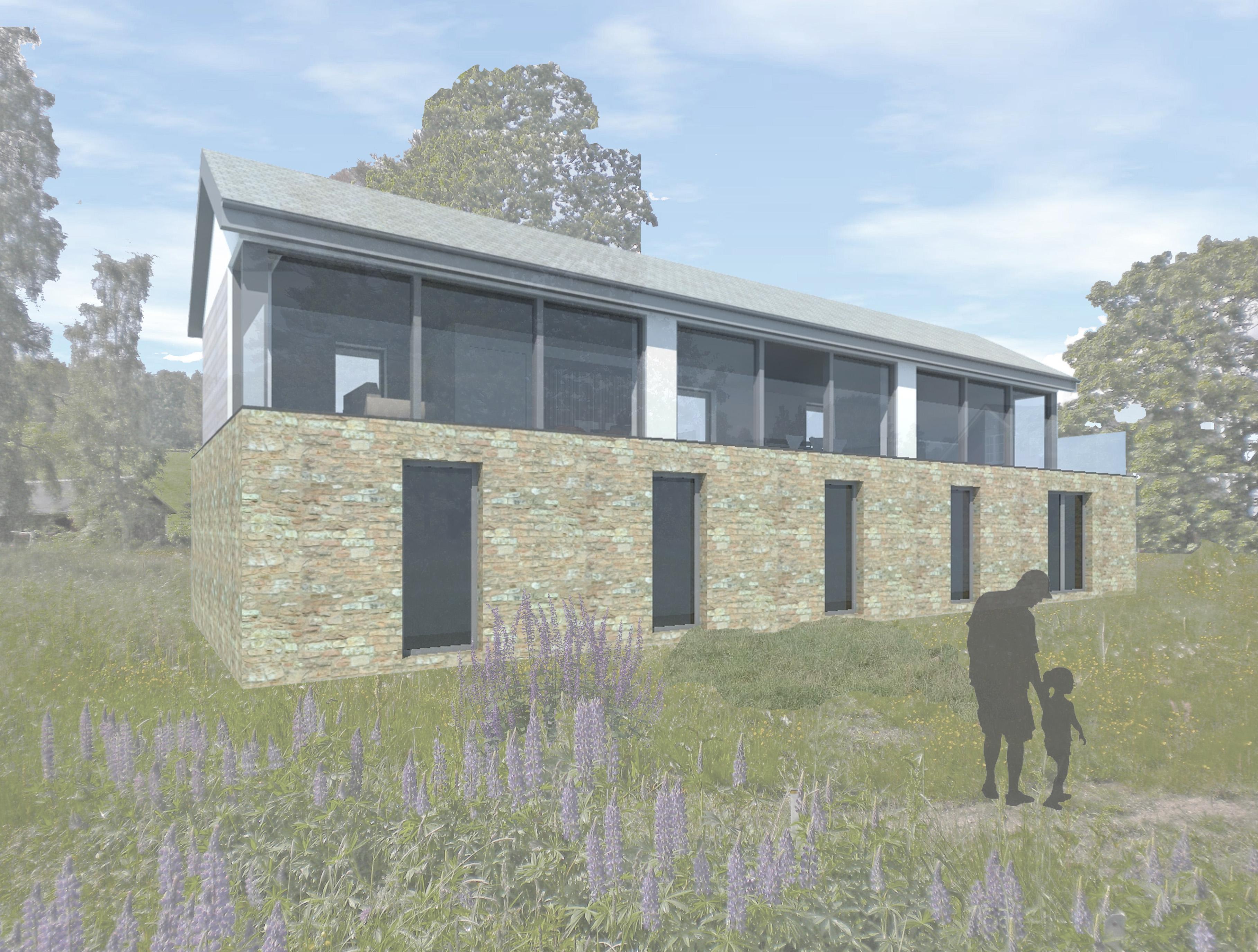 new Passivhaus Wiltshire