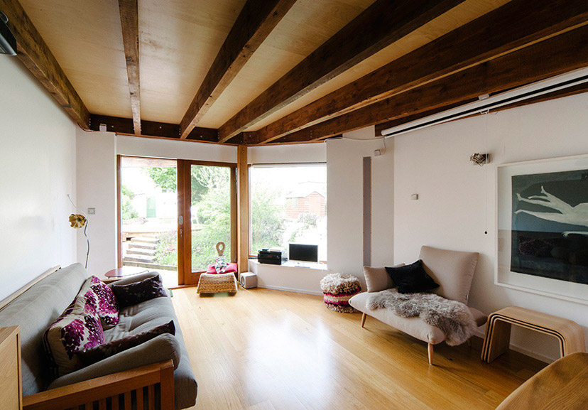 03_Extension House in Southville, Bristol by DHVA