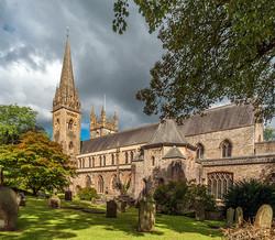 DHVA Llandaff Cathedral, Cardiff