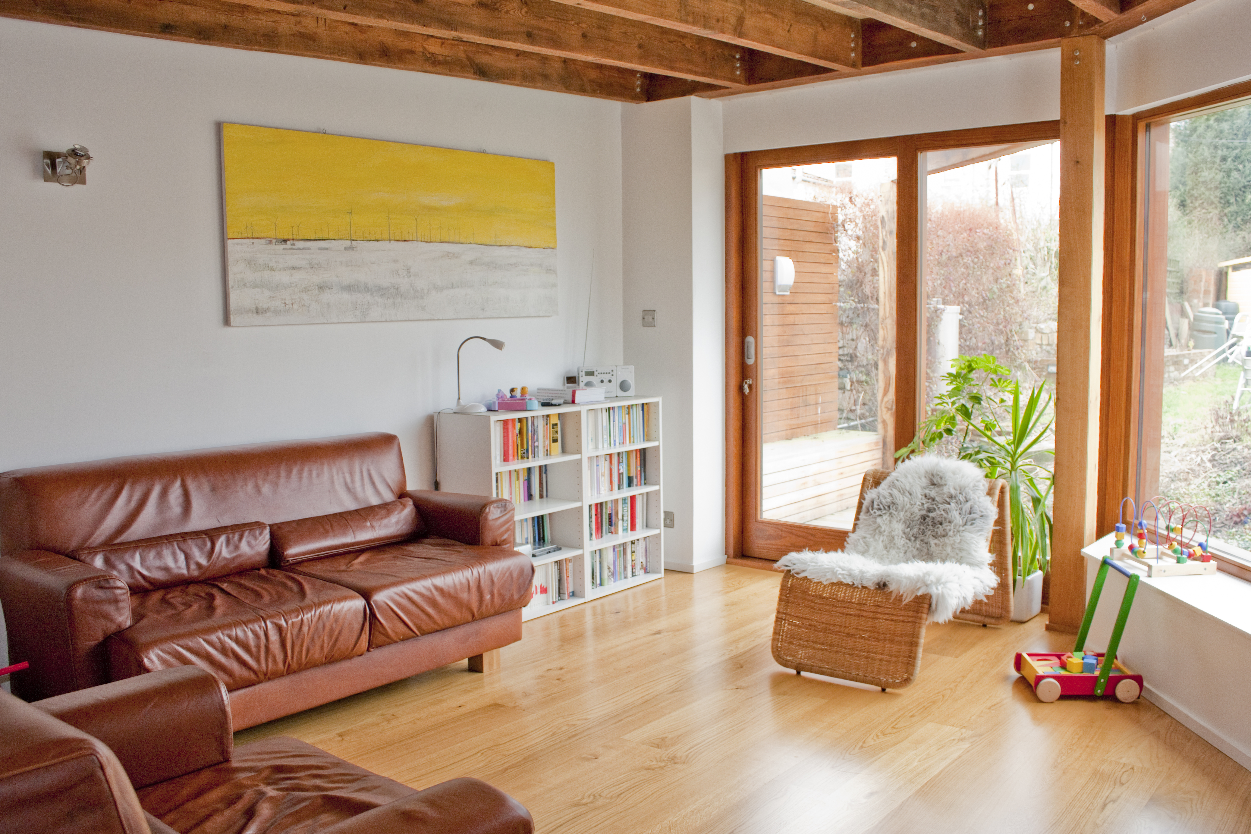 12_Extension House in Southville, Bristol by DHVA