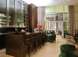 Hotel Cadoro - Bancada do Bar