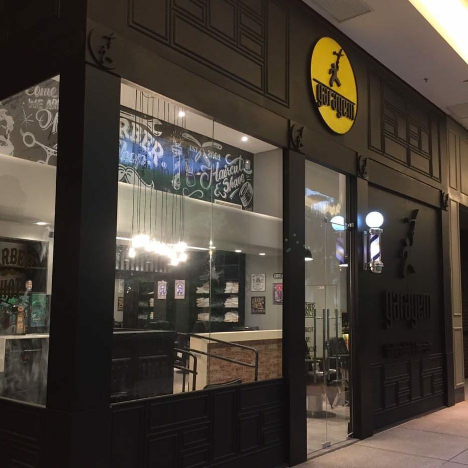 Shopping Cidade Jardim - Barbearia