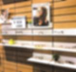 Présentation de l'intérieur du magasin New Look Optique