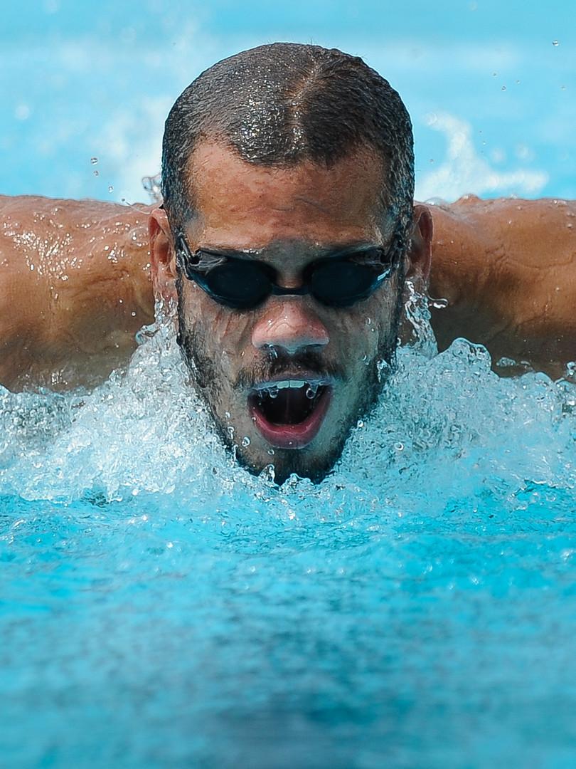 21 - Campeonato de natação, para Metro B