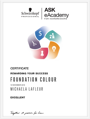 Foundation Colour Certificate.png