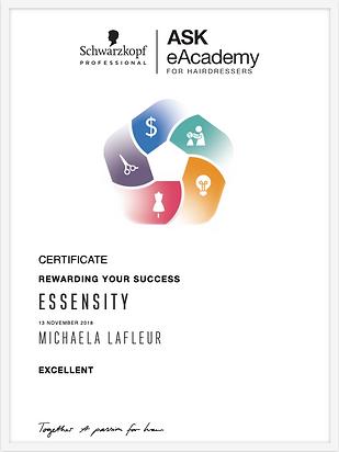 Essensity Certificate.png