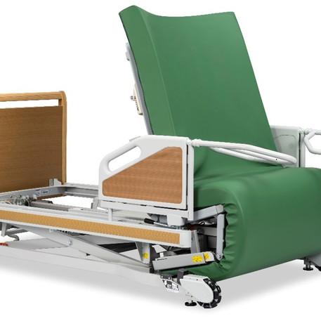 フランスベッドが医療・介護専用の電動ベッド「離床支援マルチポジションベッド」を発売