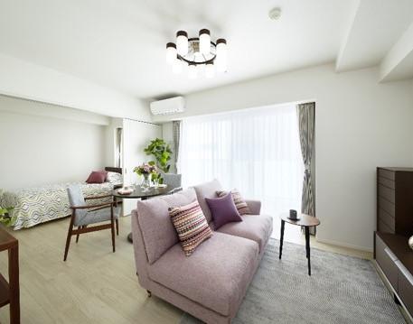 住み替えもできる東急グループの住宅型有料老人ホーム「グランクレール芝浦 シニアレジデンス」