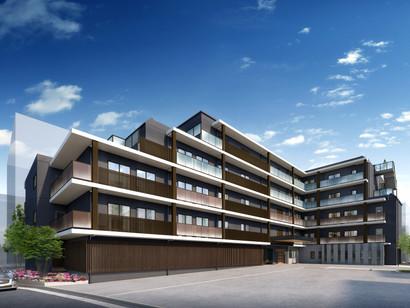 『あいらの杜 西新宿』2021年4月新築オープン【介護付有料老人ホーム(一般型)申請予定】