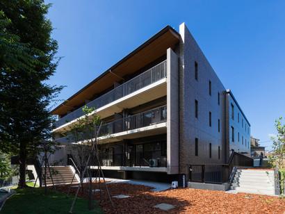 『光が丘パークヴィラ』東急不動産HDグループのシニア向け住宅(介護付有料老人ホーム(一般型)入居時自立)