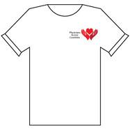 """Physicians Across Countries"" Volunteer T-Shirt Design"