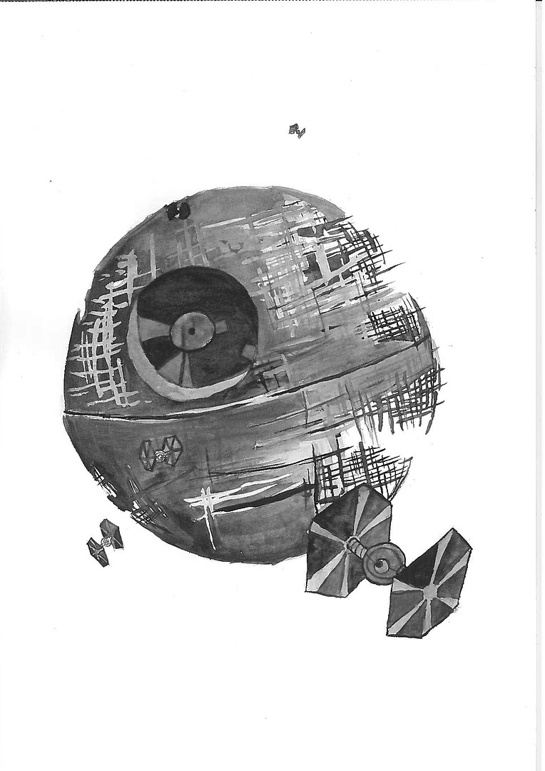 Star Wars : Death Star