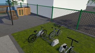 Box City Parking Lot