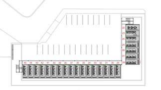 Box City First Floor Plan