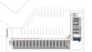 Box City Ground Floor Plan