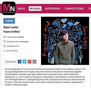 Sam Levin - thesamlevin.com