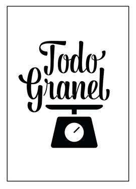Logotipo Todo Granel