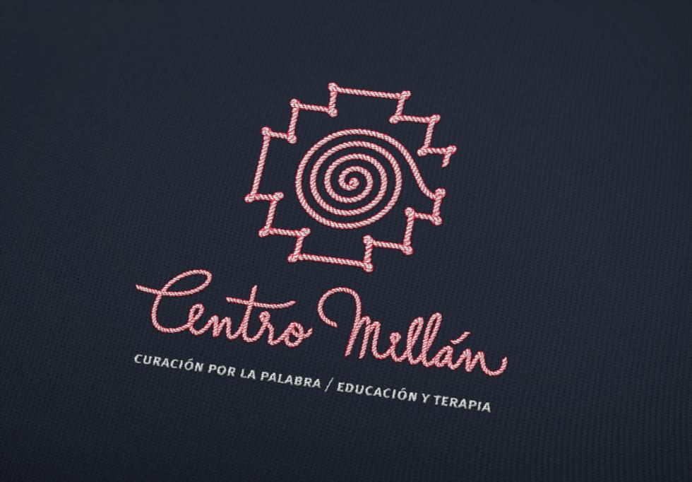 Logotipo Centro Millán