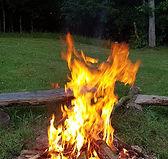 camping qui autorise les feux de camp