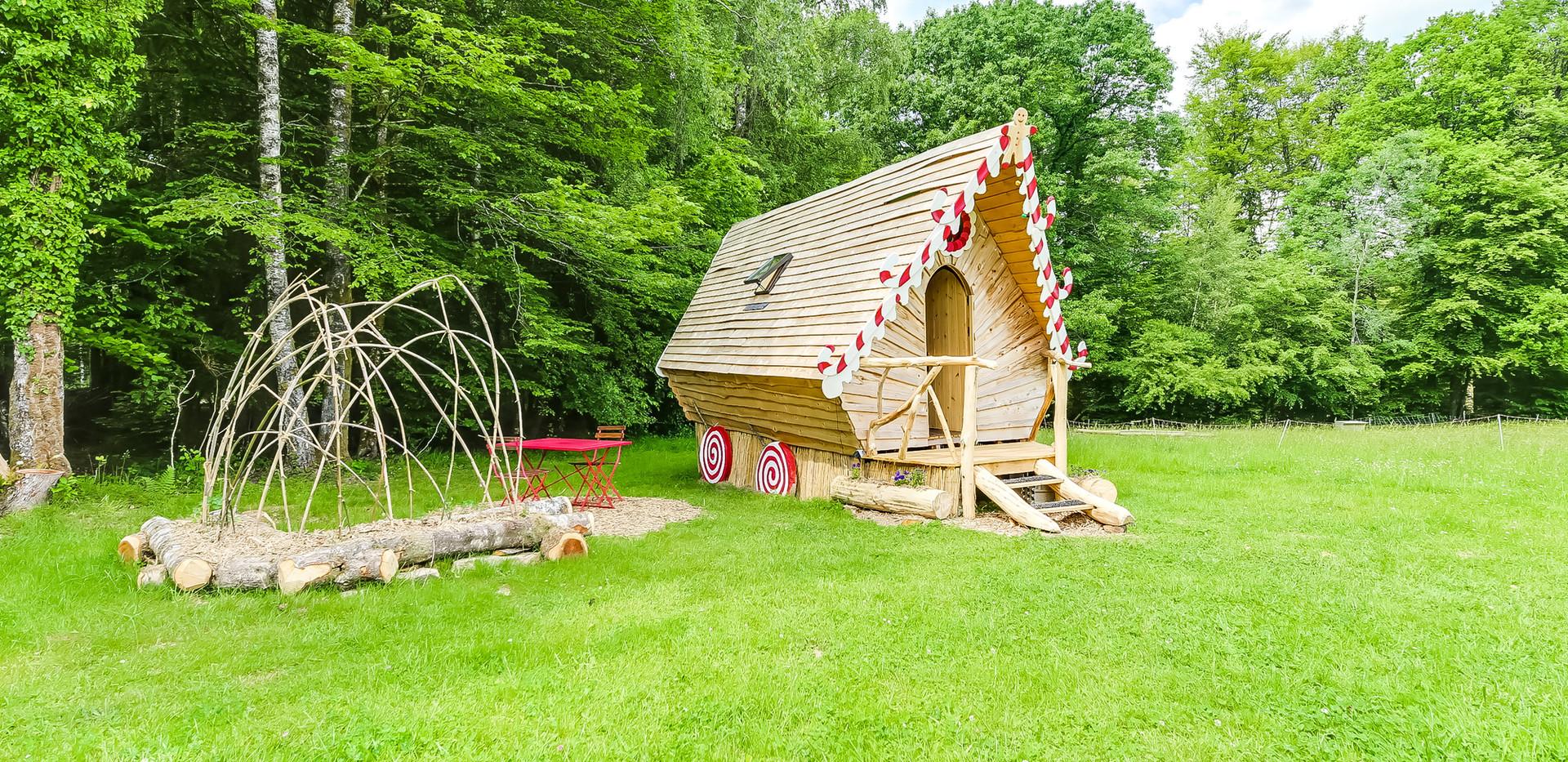 cabane Hansele et gretel