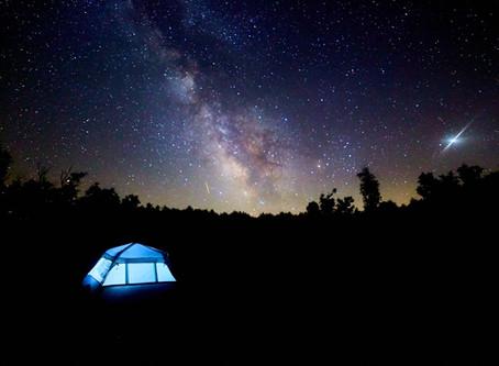 Dormir sous les étoiles