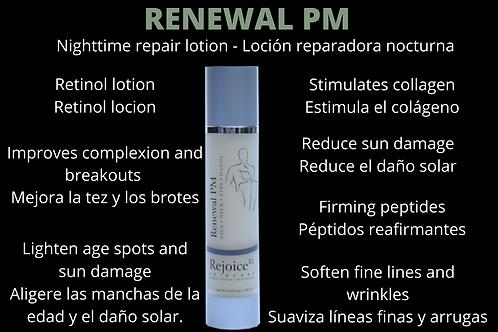 RENEWAL PM/Game changer