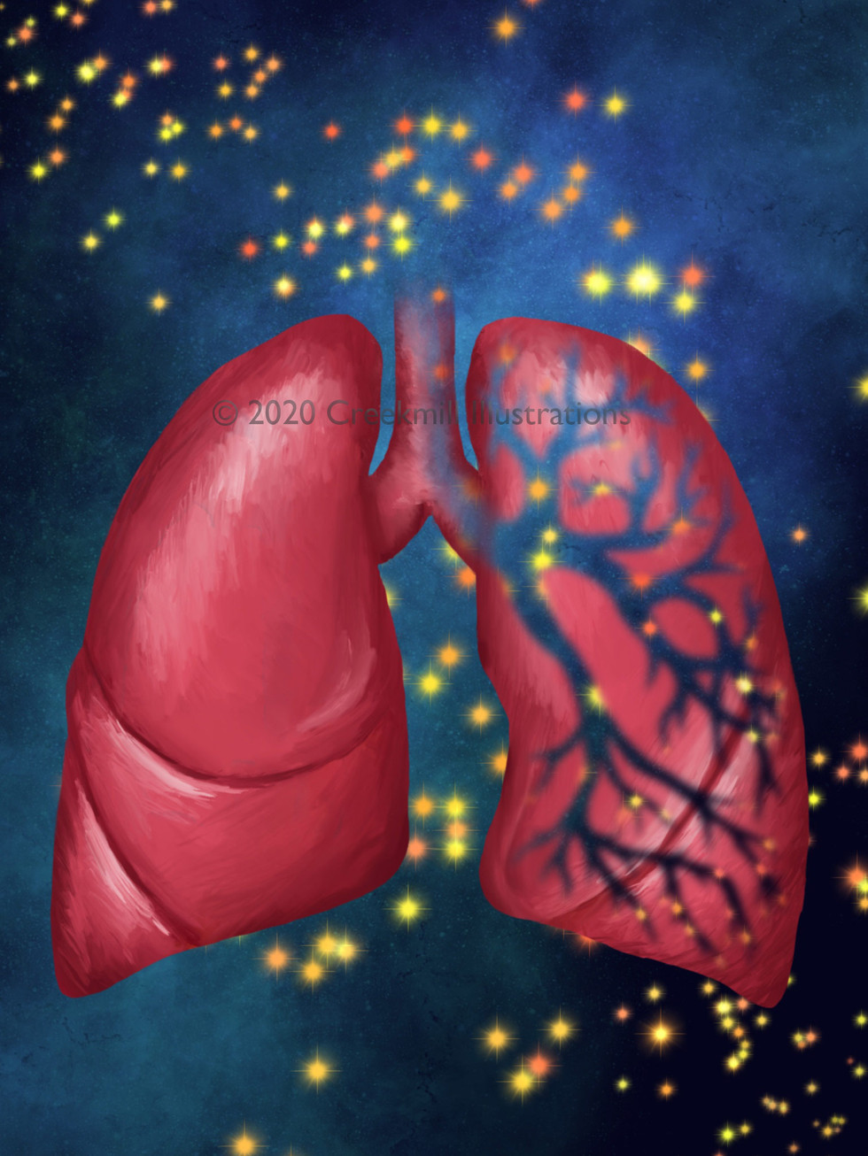 The Air in My Lungs (Stars)