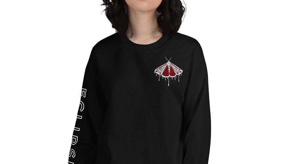 ECLIPSE Unisex Sweatshirt - Black