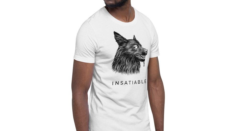 INSATIABLE Unisex T-Shirt - Light