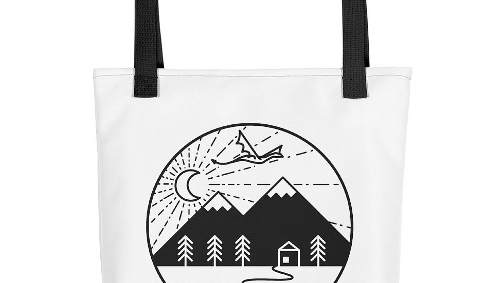 Creekmill Logo Tote bag