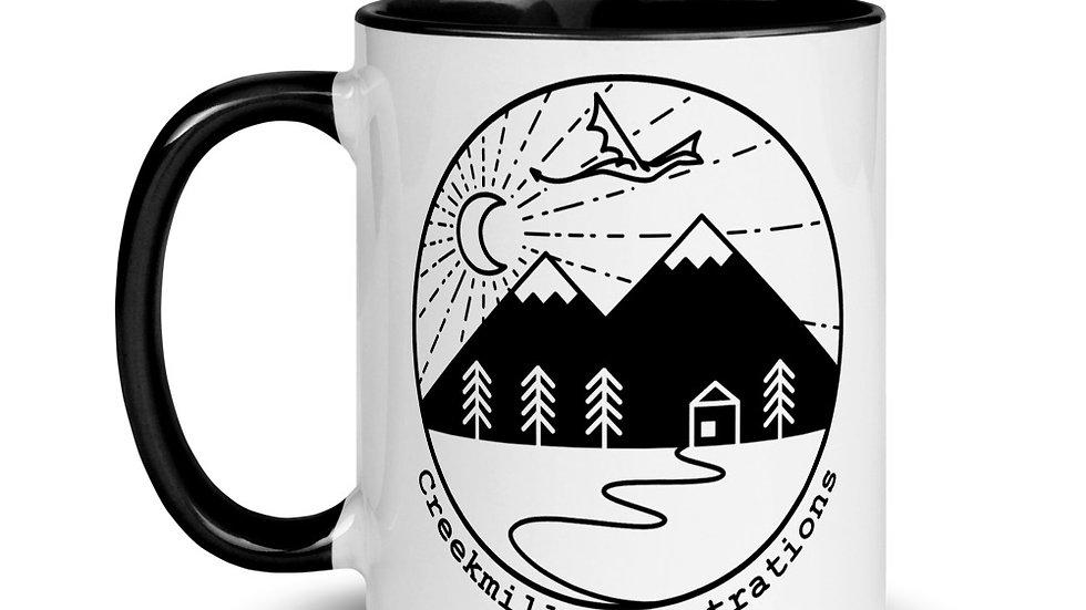 Creekmill Logo Mug