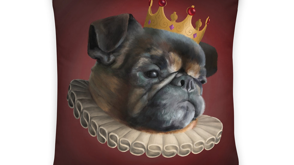 King Theo Pillow