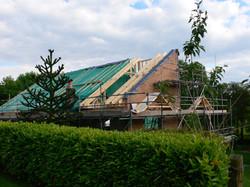Loft Conversion: New Roof