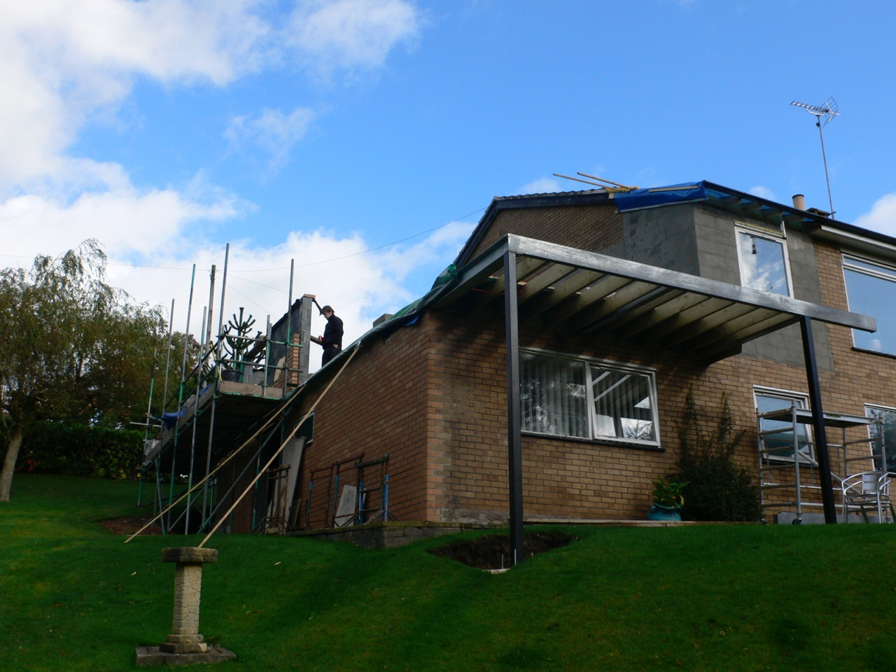 Loft & Extension in stockport