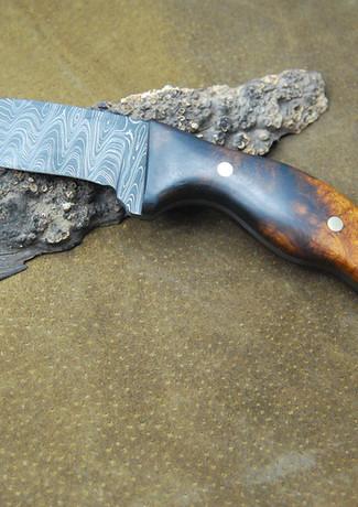 Ironwood handle Duncan