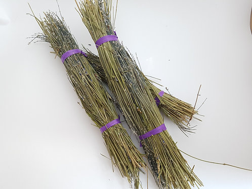 Lavender Fire Starter Sticks