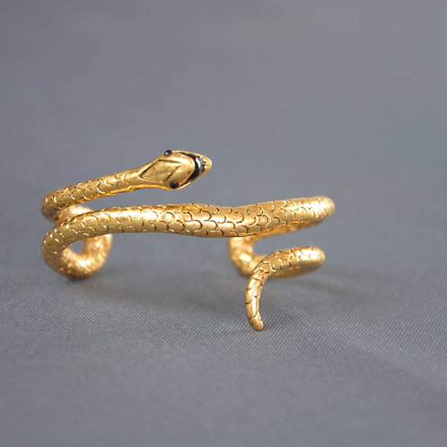 Yves Saint Laurent Serpent Cuff