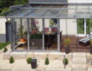 Serra solare Legno