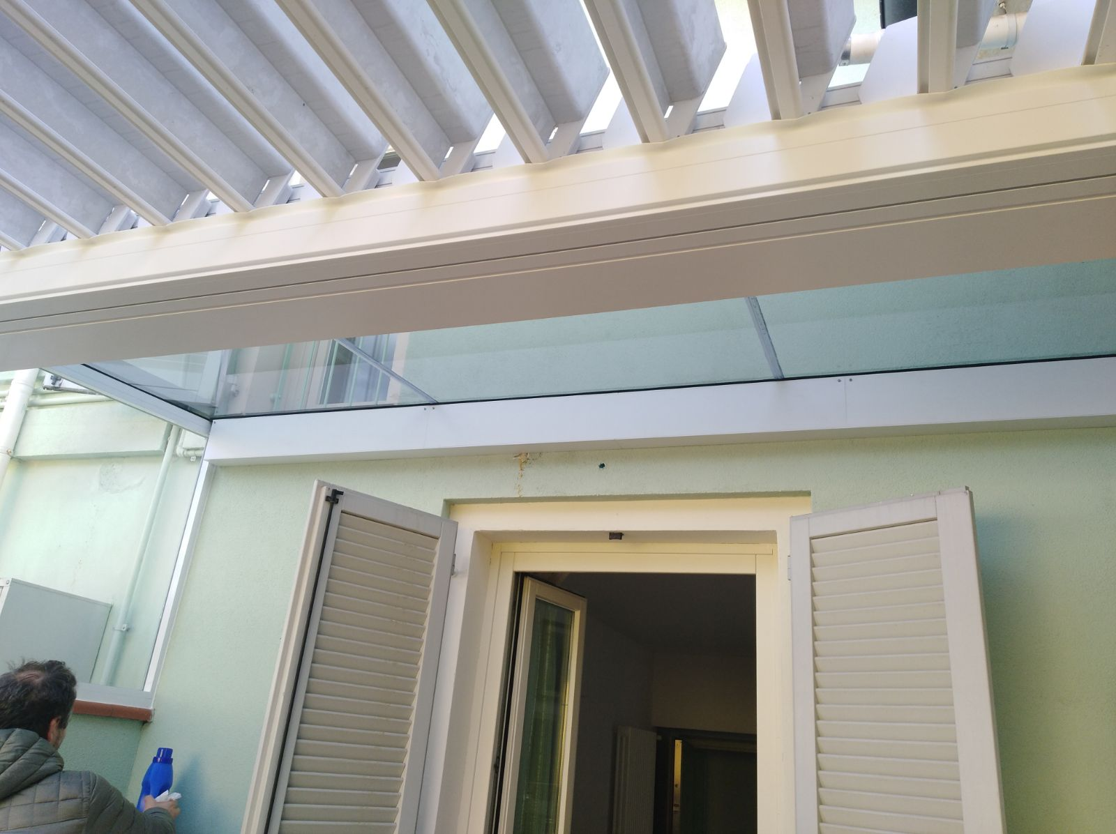 veranda-lamelle-vetro