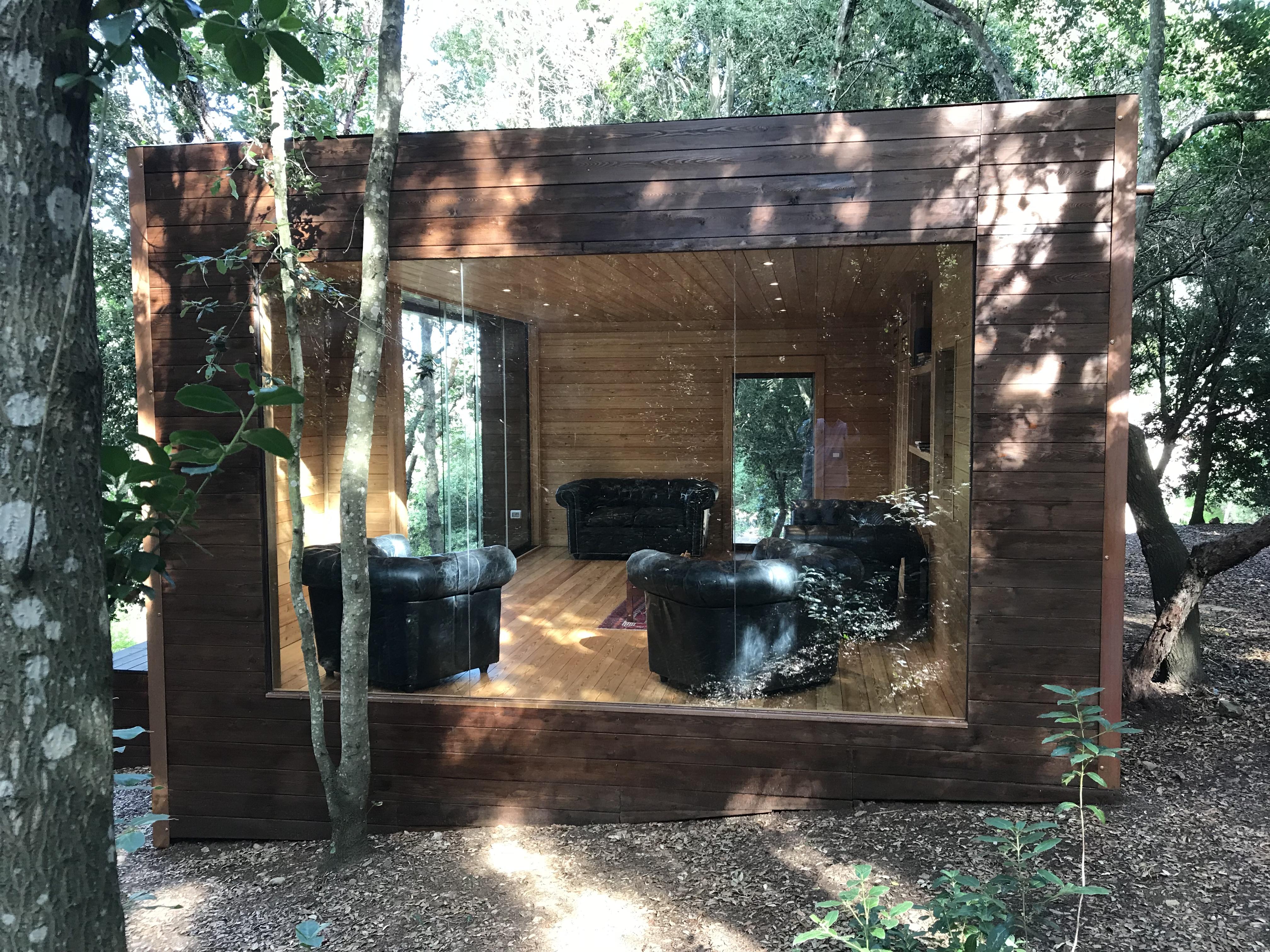 Veranda-legno-vetrata panoramica