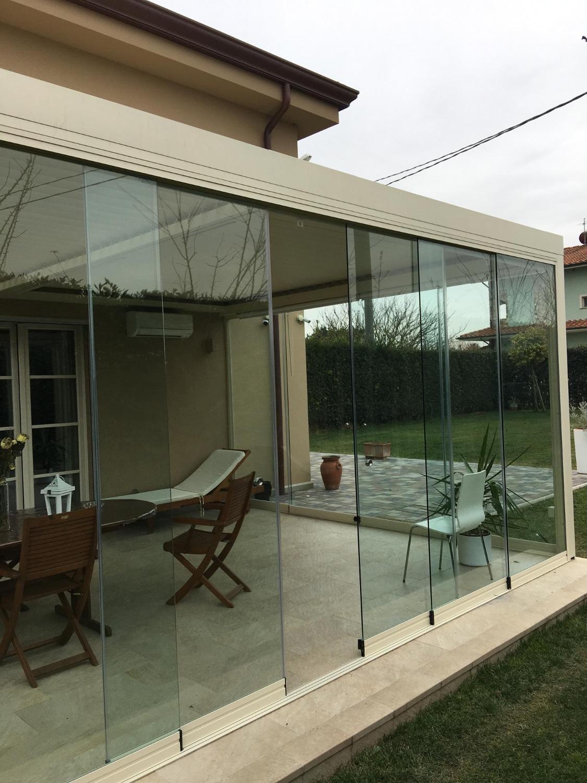 Chiusure scorrevoli per veranda bioc